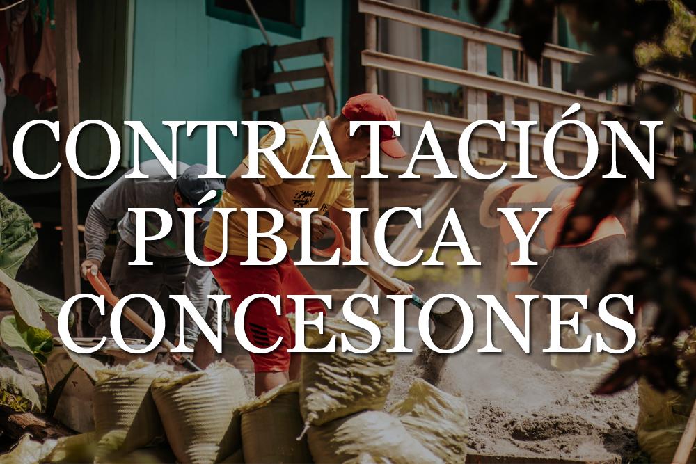 Abogados de contratación pública y concesiones en Panamá